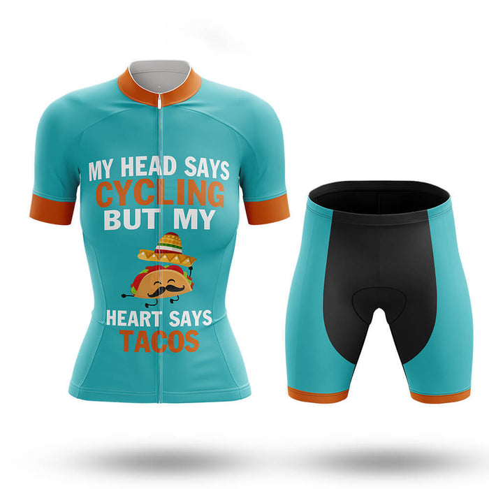 My Head Says - Women's  Cycling Kit