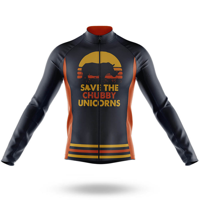 The Chubby Unicorns - Long Sleeve Jersey