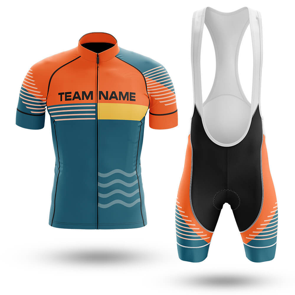 Custom Team Name V14 - Men's Cycling Kit - Global Cycling Gear