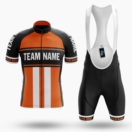 Custom Team Name V4 - Men's Cycling Kit