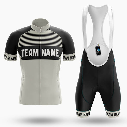 Custom Team Name V6 - Men's Cycling Kit