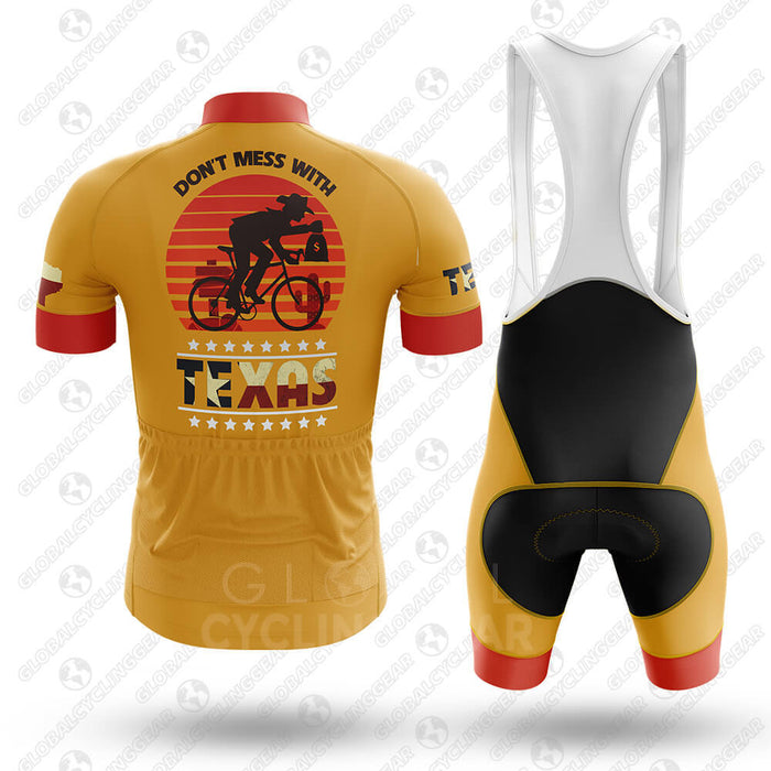 Don't Mess With Texas - Men's Cycling Kit - Global Cycling Gear