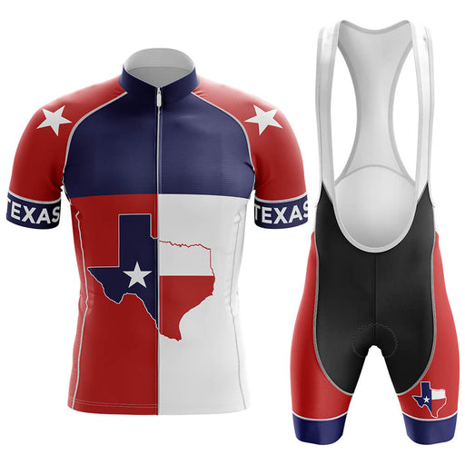 Texas Men's Cycling Kit - Global Cycling Gear