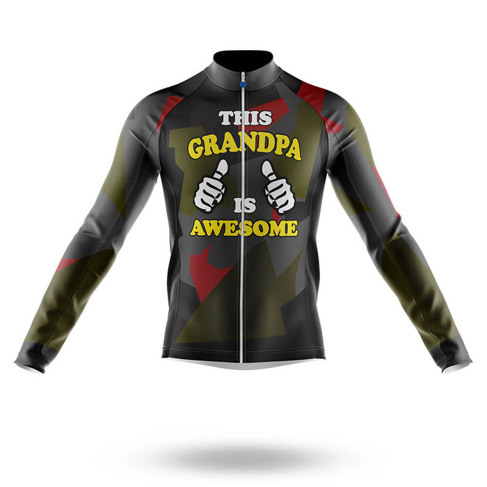 Awesome Grandpa V2 - Men's Cycling Kit - Global Cycling Gear