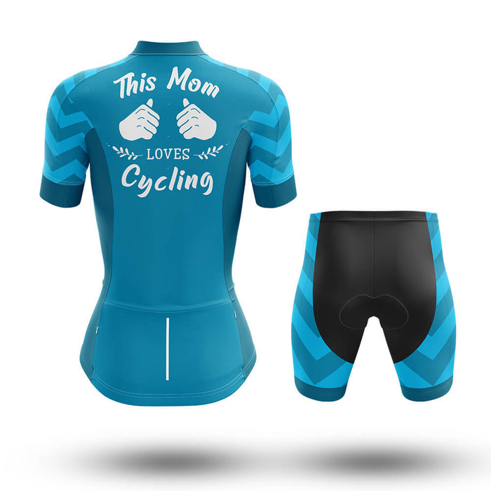 This Mom Loves Cycling - Global Cycling Gear