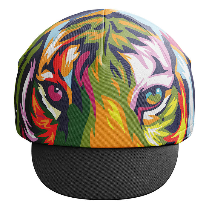 Tiger  Cycling Cap - Global Cycling Gear
