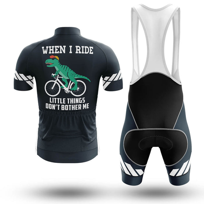 When I Ride A Bicycle - Men's Cycling Kit - Global Cycling Gear