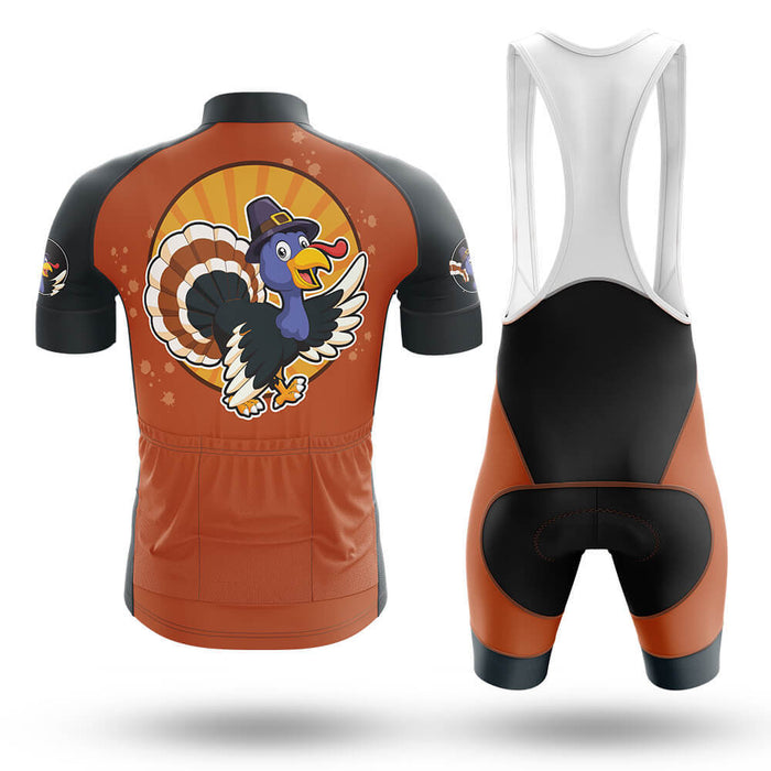 Thanksgiving Turkey - Men's Cycling Kit - Global Cycling Gear