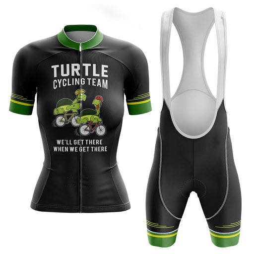 Turtle Cycling Team - Women V2 - Global Cycling Gear