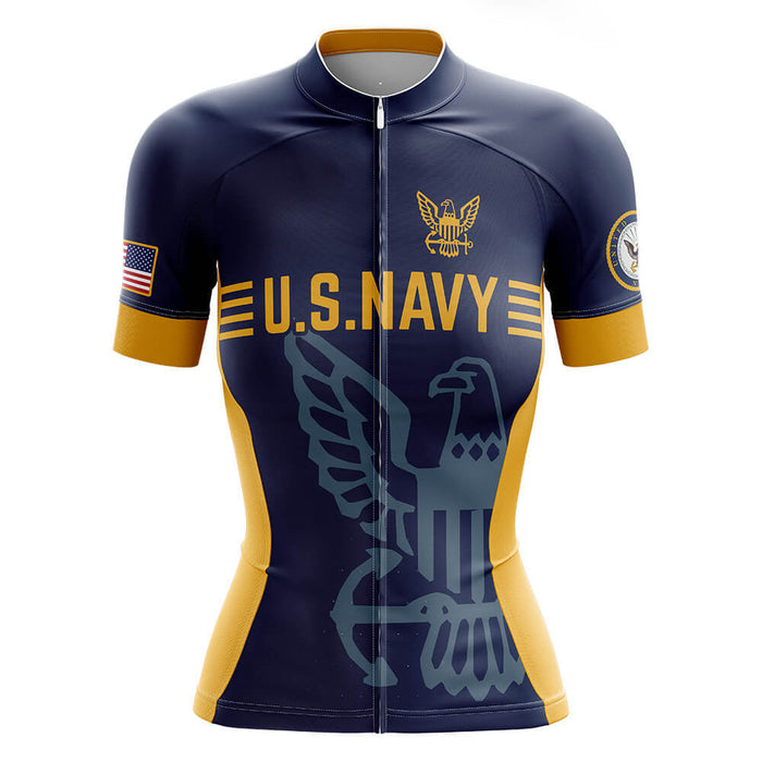 U.S Navy - Women - Cycling Kit - Global Cycling Gear