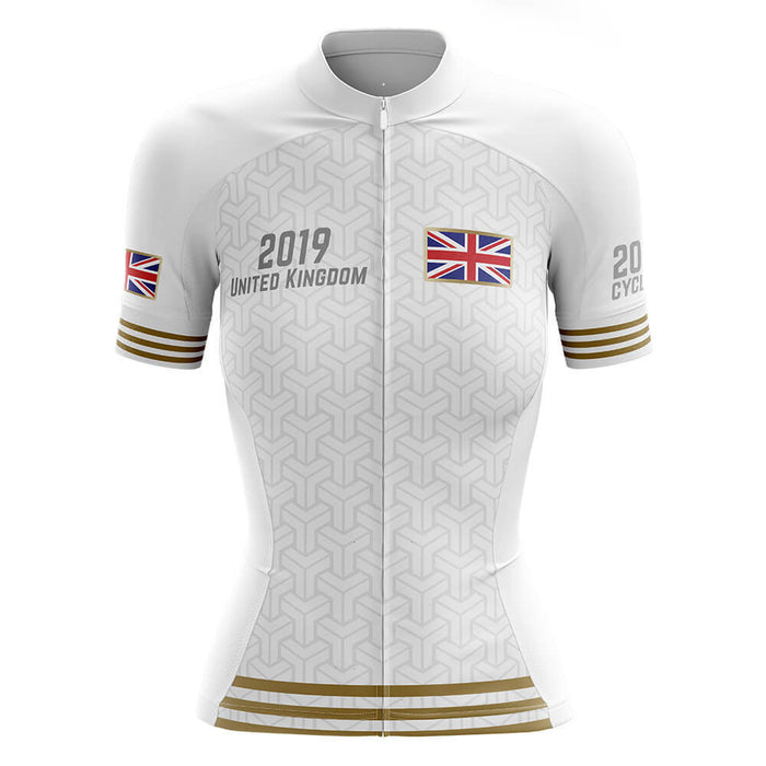 United Kingdom - Women 2019 - Cycling Kit - Global Cycling Gear