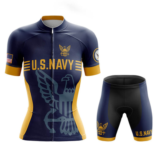 U.S Navy - Women - Cycling Kit