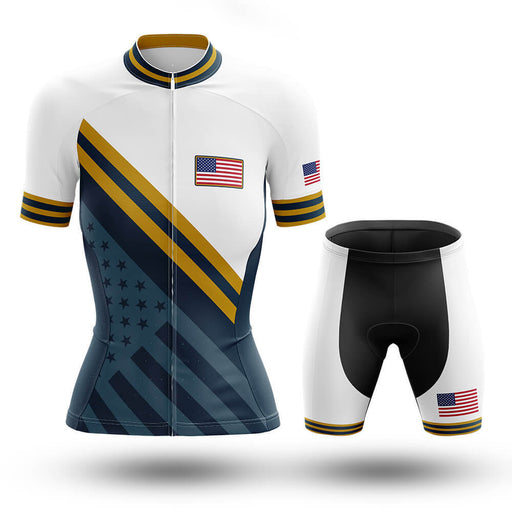 USA - Women V15 - Cycling Kit - Global Cycling Gear