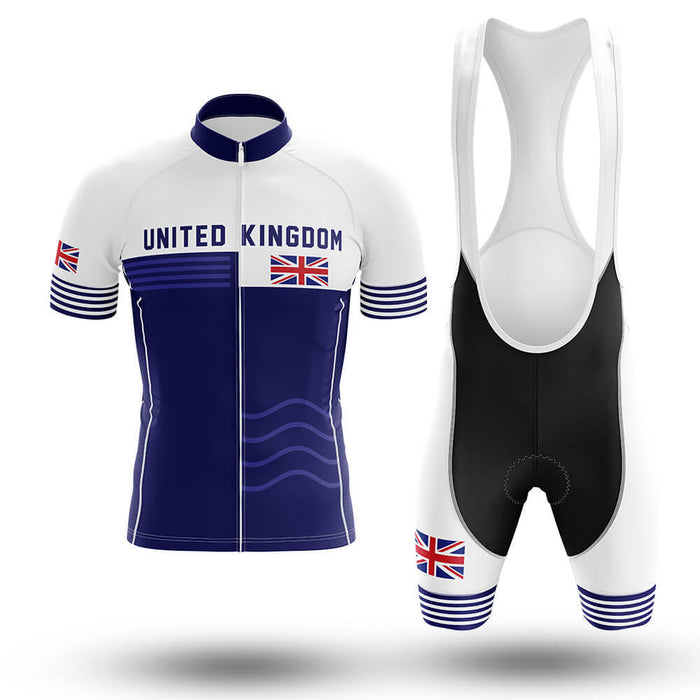 United Kingdom V19 - Men's Cycling Kit - Global Cycling Gear
