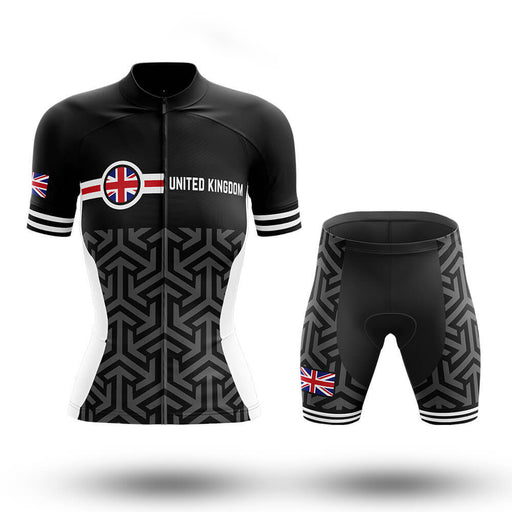United Kingdom V18 - Women - Cycling Kit - Global Cycling Gear