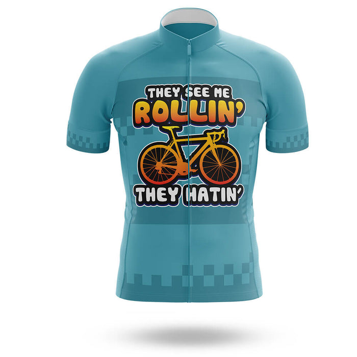 They See Me Rollin' - Men's Cycling Kit - Global Cycling Gear