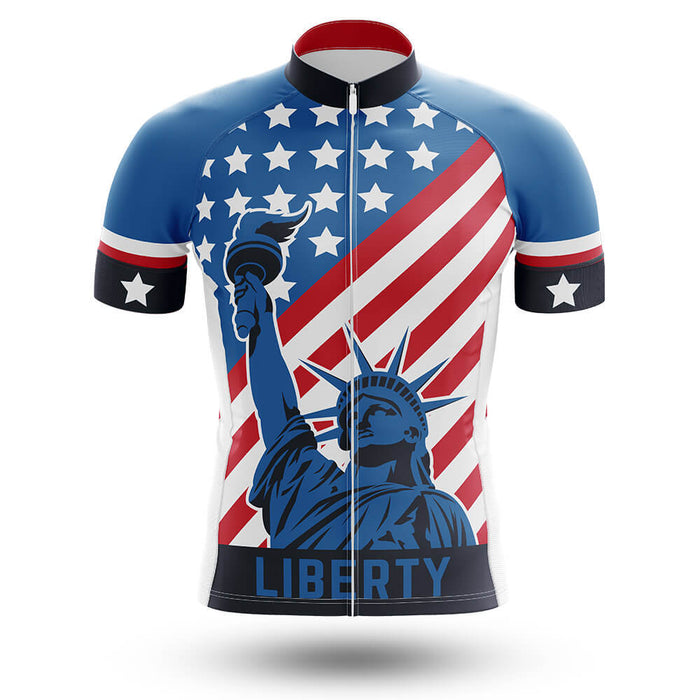 Liberty USA - Men's Cycling Kit - Global Cycling Gear