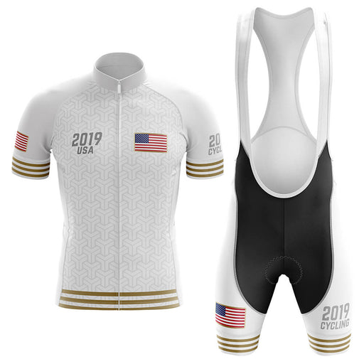 USA 2019 - Men's Cycling Kit - Global Cycling Gear