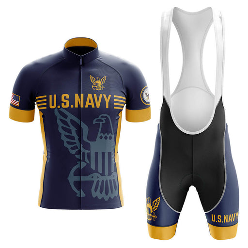U.S.Navy - Men's Cycling Kit - Global Cycling Gear