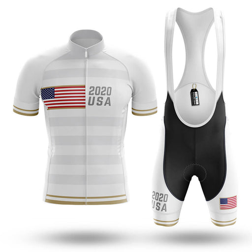 USA 2020 - Men's Cycling Kit - Global Cycling Gear