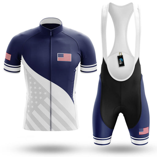 USA - S4 - Men's Cycling Kit - Global Cycling Gear