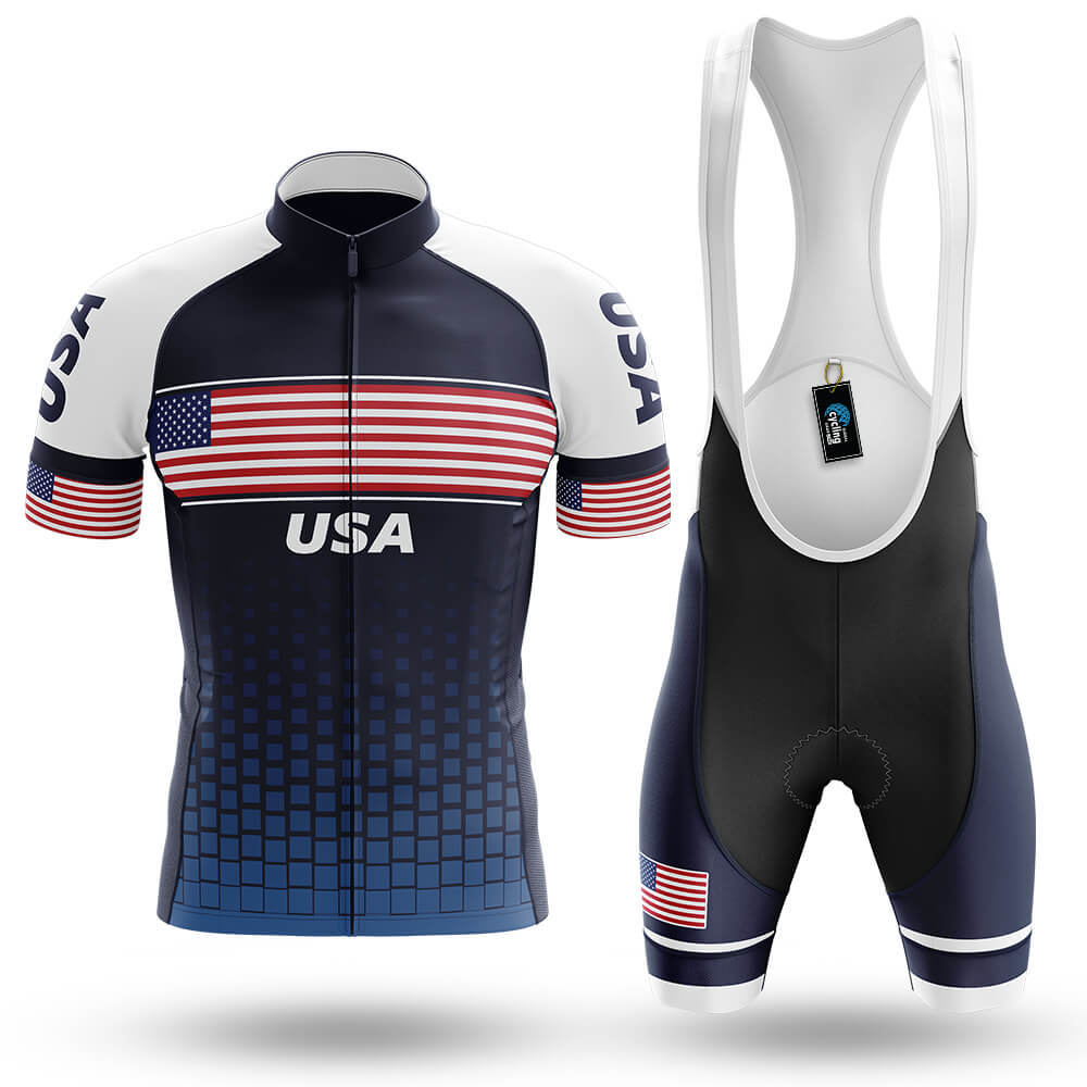 USA S1 - Men's Cycling Kit - Global Cycling Gear