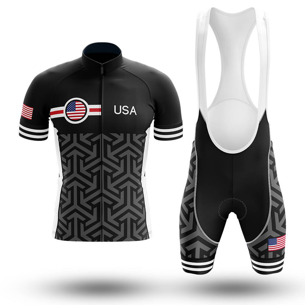 USA V18 - Men's Cycling Kit - Global Cycling Gear
