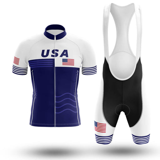USA V19 - Men's Cycling Kit - Global Cycling Gear