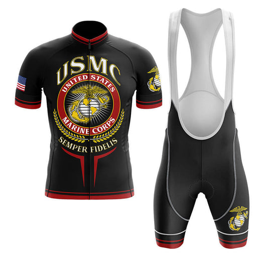 U.S Marine Corps - Men's Cycling Kit - Global Cycling Gear