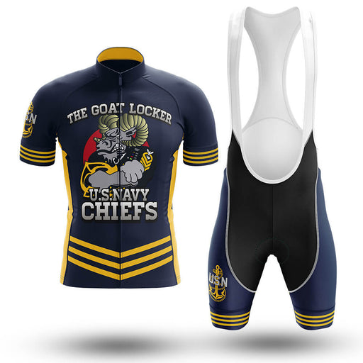 US Navy Chiefs - Men's Cycling Kit - Global Cycling Gear