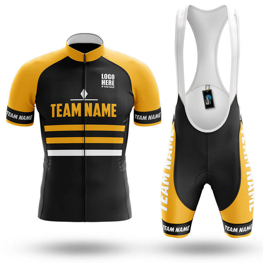 Custom Team Name V2 - Men's Cycling Kit