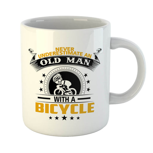 Old Man V4 Mug - Global Cycling Gear
