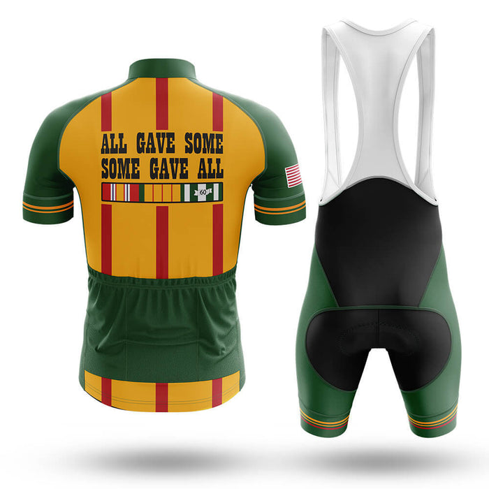 U.S Vietnam Veteran V2 - Men's Cycling Kit - Global Cycling Gear