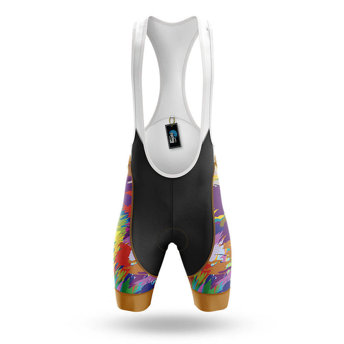 Colorful Wolf - Men's Cycling Kit - Global Cycling Gear