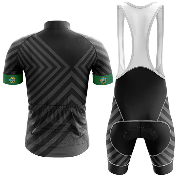 Washington V13 - Black - Men's Cycling Kit - Global Cycling Gear