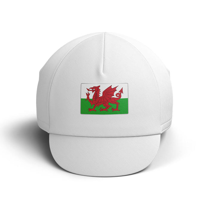 Wales Cycling Cap V4 - Global Cycling Gear