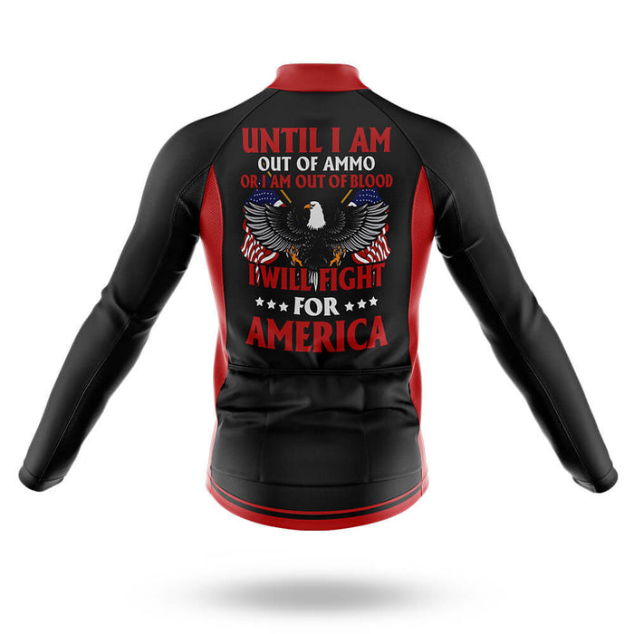 I Will Fight For America - Men's Cycling Kit - Global Cycling Gear