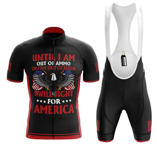 I Will Fight For America - Cycling Kit