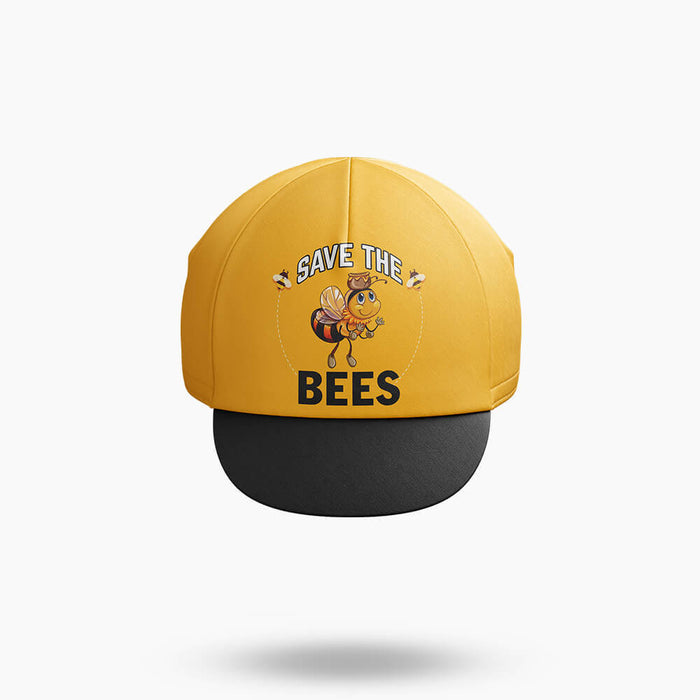 The Bees V4   Cycling Cap - Global Cycling Gear