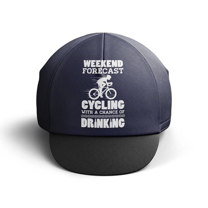 Weekend Forecast Cycling Cap - Global Cycling Gear