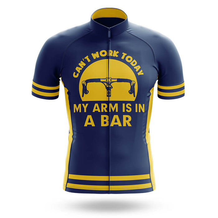 Can't Work Today - Men's Cycling Kit