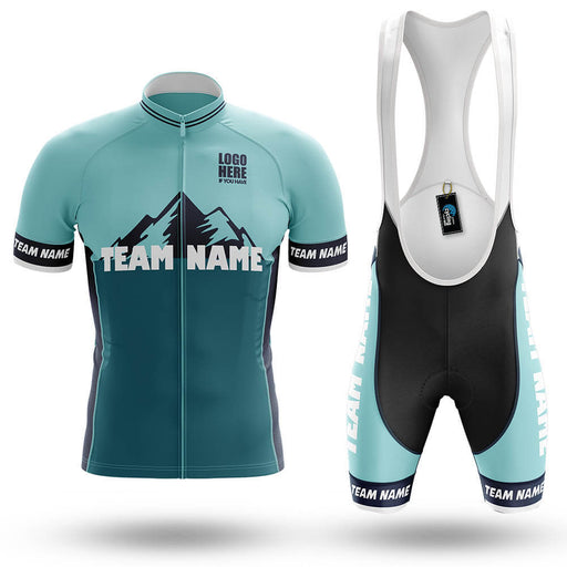 Custom Team Name V3 - Men's Cycling Kit