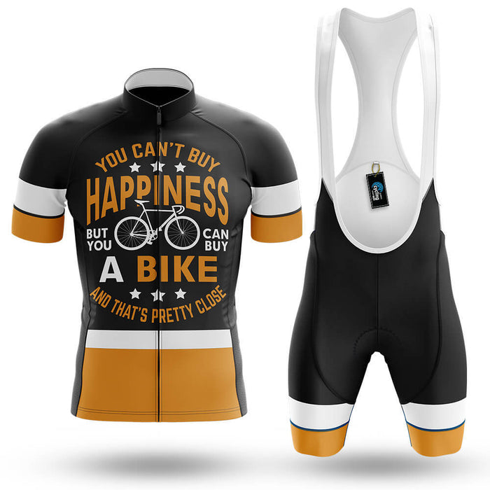 You Can't Buy Happiness - Men's Cycling Kit