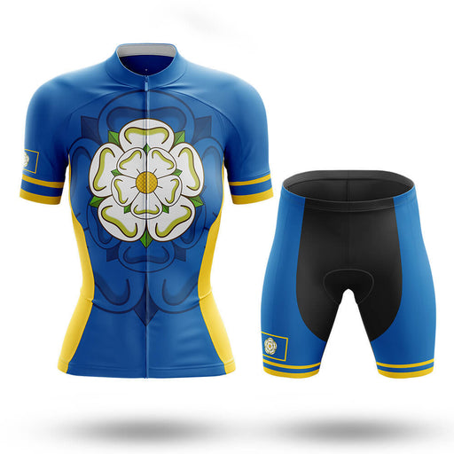 Yorkshire - Women - Cycling Kit