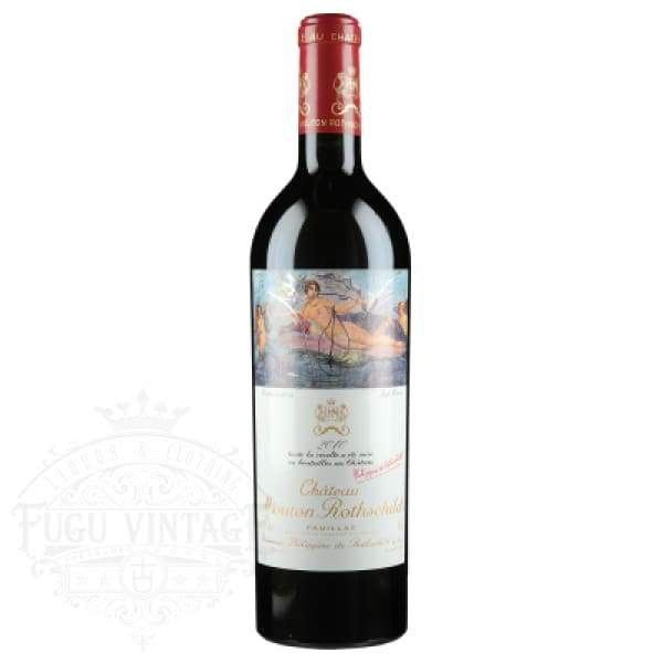 2012 Mouton Rothschild in indiviudual OWC - grand cru