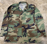 Vintage genuine US Military BDU Camo