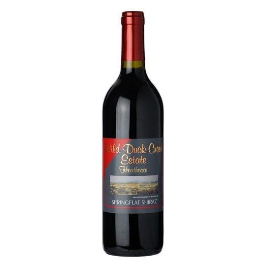 Wild Duck Creek Springflat Shiraz 2005