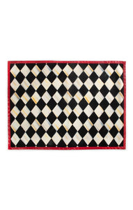 Courtly Harlequin Place Mat