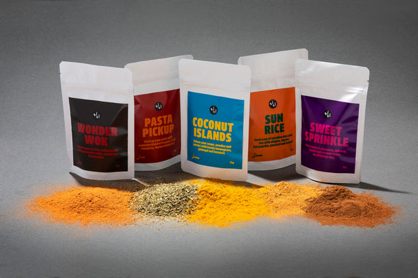 SIZL Spices launches new multi-use spice and herb blends