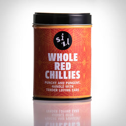 Whole Red Chillies 15g